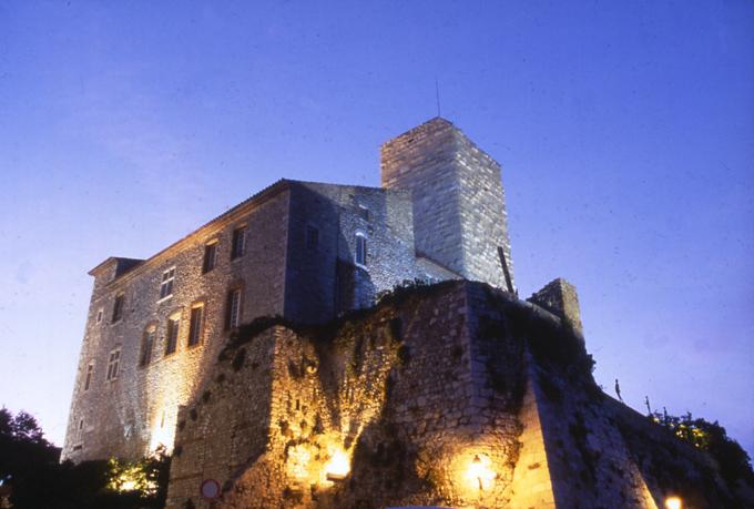 Замок Гримальди