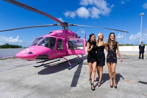 Экскурсия-полет на вертолете